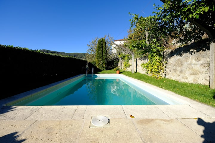 C-Typical Douro Valley House with pool