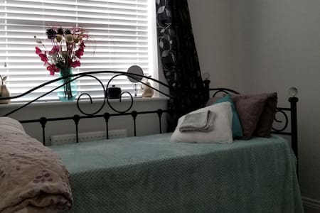 Nice decorated single bedroom to stay