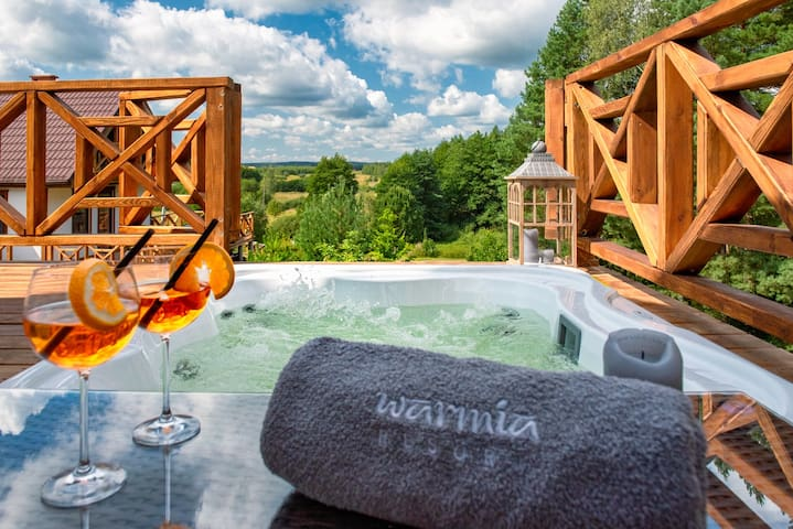 Warmia Resort  - Luksusowa Villa Deluxe