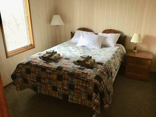 Bedroom #3 Lower Level / Queen Bed