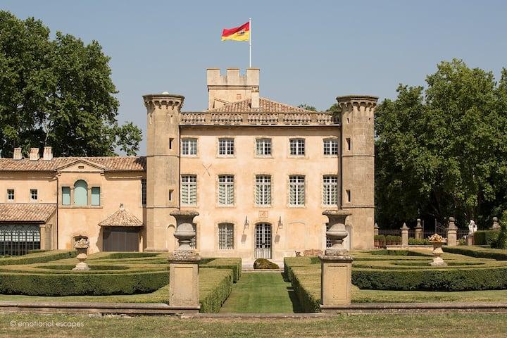 Château Puyricard: pour votre mariage de rêve!