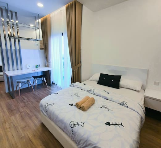 Homely Suite⚡ Free:Wifi;Parking;Netflix⚡
