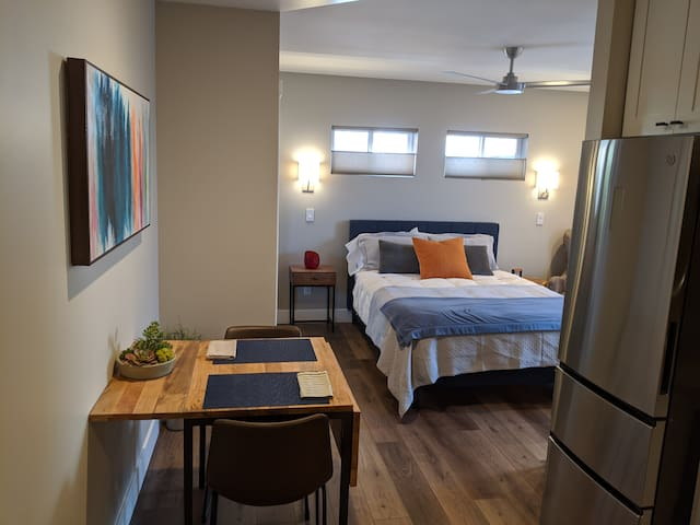 Midtown Reno Studio Apartment