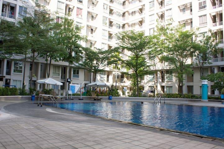3BR Apartment in The East Coast of Surabaya