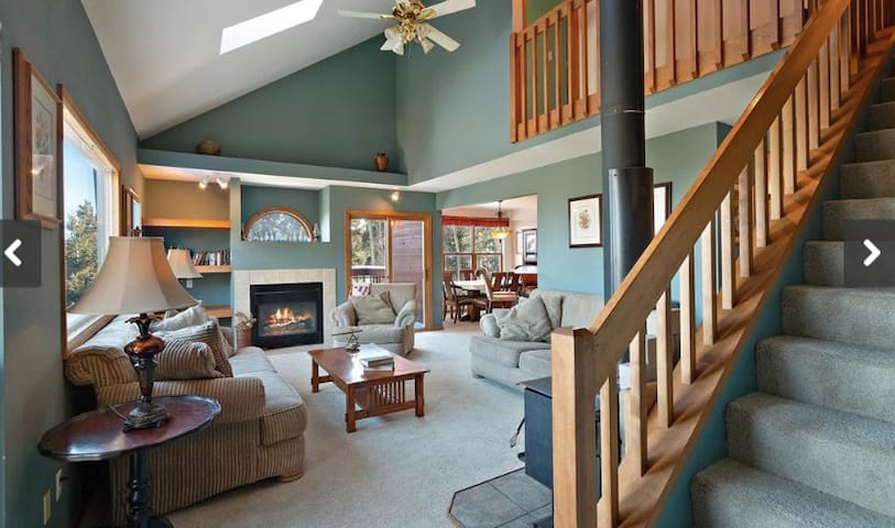 Scenic Mountain Getaway — Spacious Guest Suite