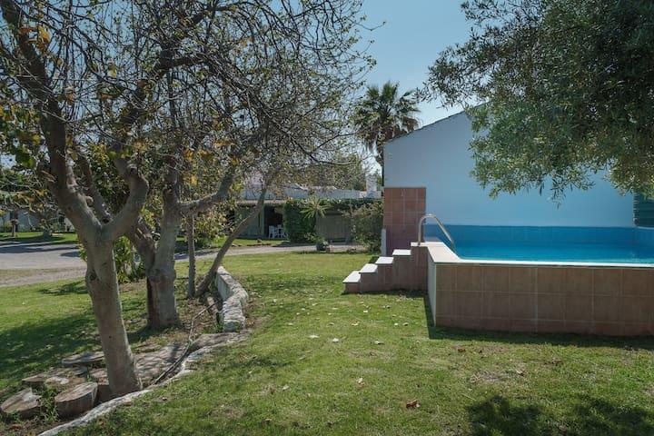 Sabi Yellow Apartment, Olhao, Algarve - Moncarapacho - Apartamento