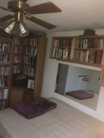 The Library: A Comfy, Clean, Safe Space