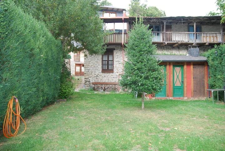 Casa Rural Pereje Garden, tu lugar de descanso