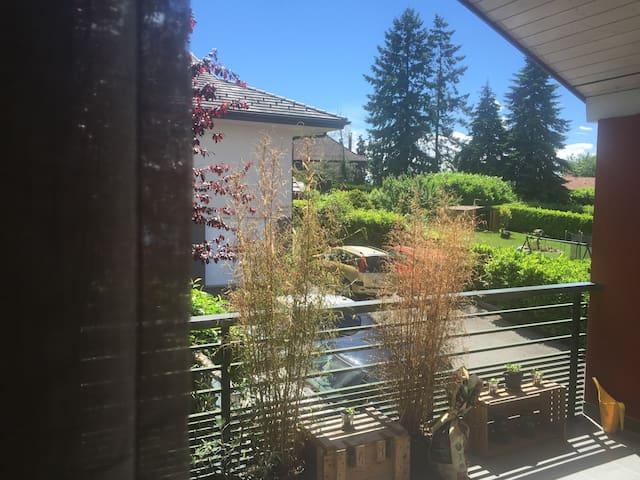 Bel appartement proche lac & montagnes - Thonon-les-Bains - Apartemen