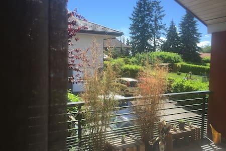 Bel appartement proche lac & montagnes - Thonon-les-Bains