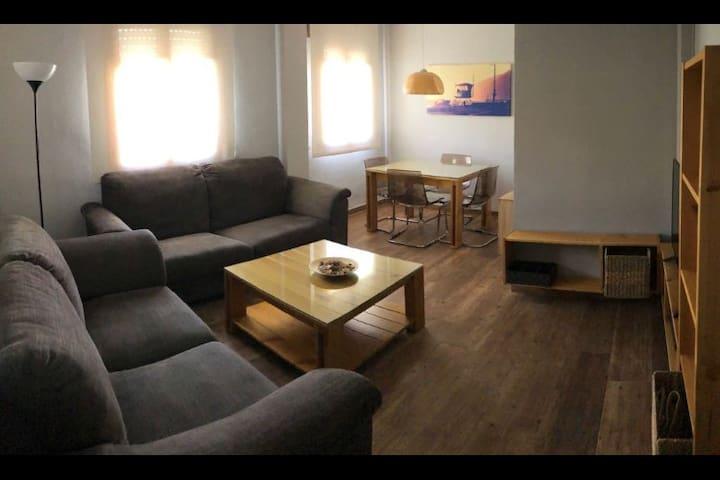 Dormitorio ll piso moderno en Mota del Cuervo