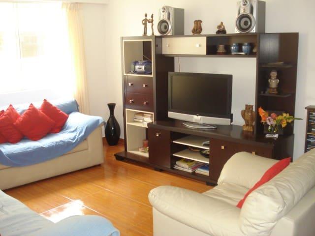 Habitacion comoda como en tu casa - Distrito de Víctor Larco Herrera - Apartment
