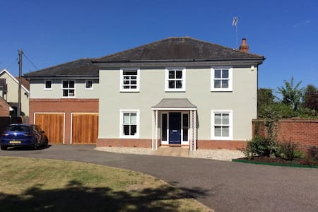 Double room with en suite in Writtle, Chelmsford. - Writtle - Haus
