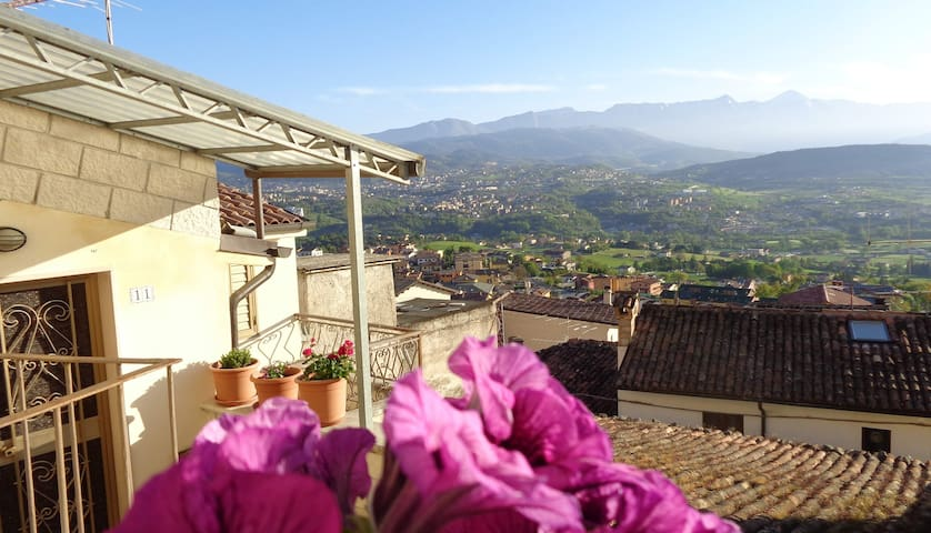 Gran Sasso Nest, independent, wonderful view - Pianola