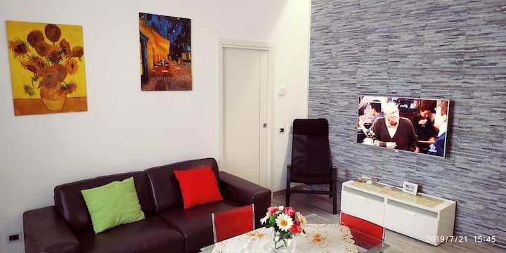 Milano apartment Mecenate Linate  aeroporto