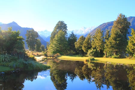 Reflection Lodge - Fox Glacier - Bed & Breakfast