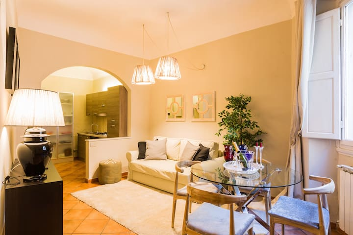 Santa Maria Novella exclusive apartment