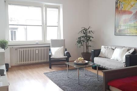 Departamento NO 2 Düsseldorf-Pempelfort 48m²