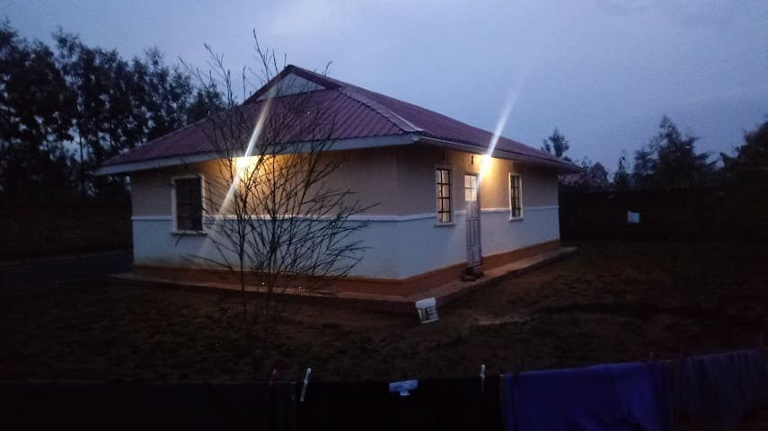Ample, Peaceful, house in Kitale.
