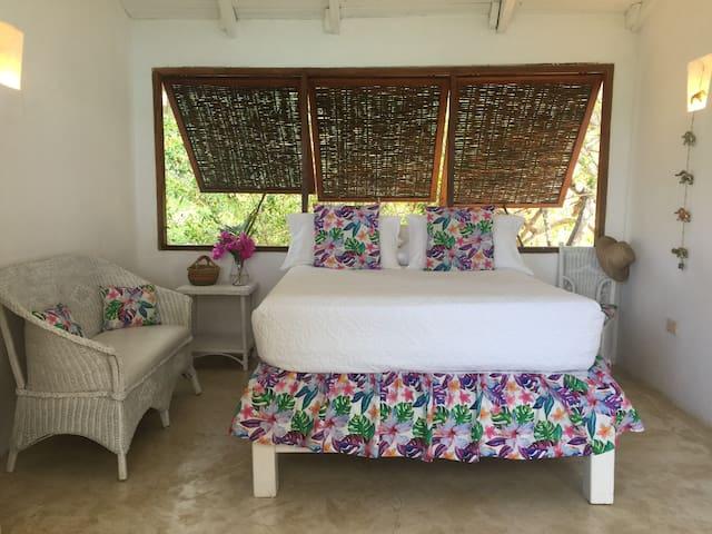 Bedroom #3 Casa Blanca Barú