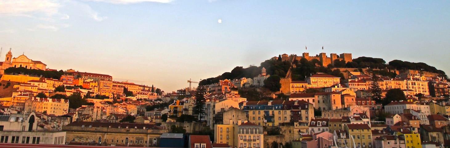 Lisbon Centre Amazing City Views
