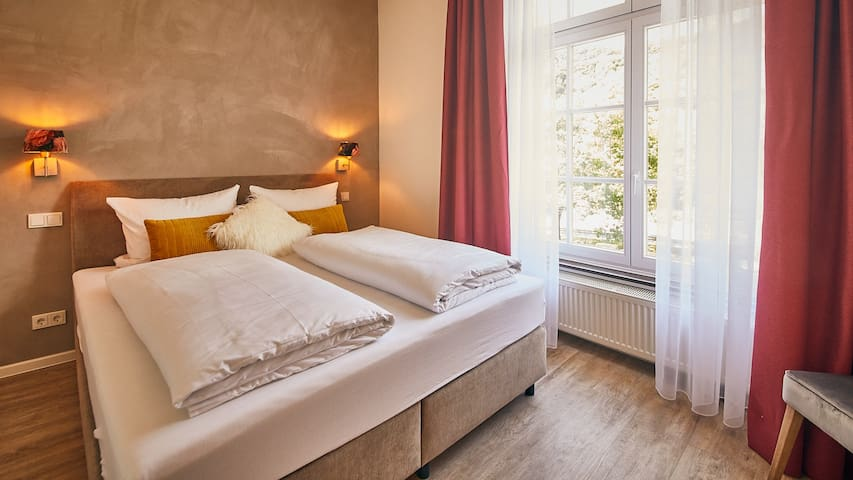 Doppelzimmer #Nesthäkchen im Rochter Landhotel