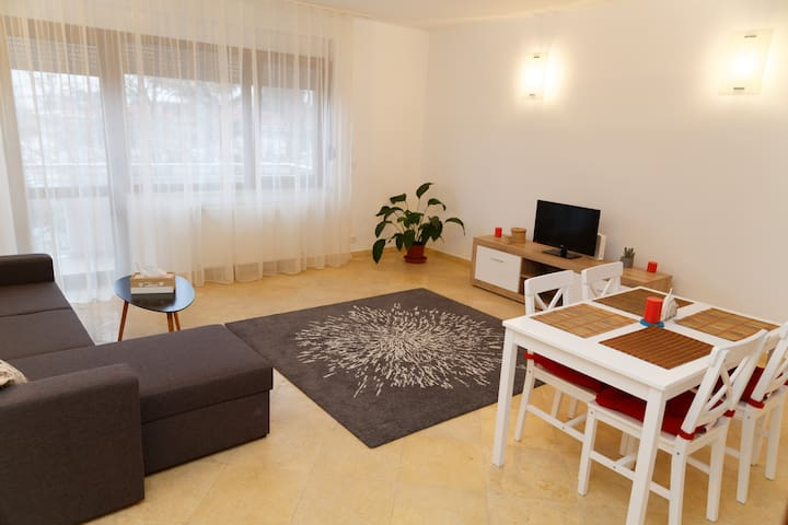 Modern 2 bedrooms apartment near Triumphal Arch