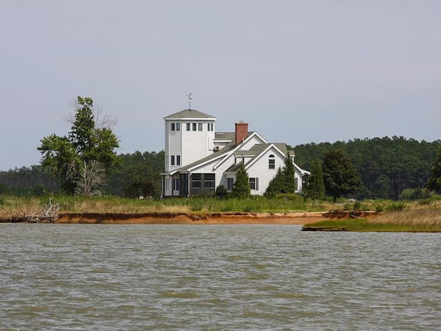 Holland Point Preserve - Taylors Island - Huis