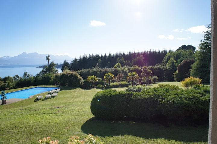 Cabaña camino Villarrica-Pucon(Ideal Eclipse 2020)