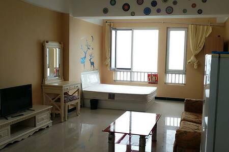 香江公寓韩式装修非常雅致的独立房间绝对的隐私,楼层好地铁14号线,临近5环停车免费望京将台路15号线 - 北京 - 一軒家