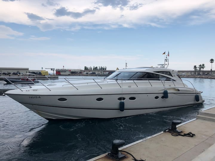 Yacht  Expérience