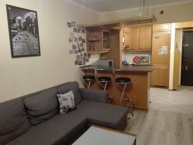 Comfortable flat near the metro station. - Warszawa - Apartment