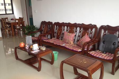 阳光充沛、温暖居家三房 - Nanchang Shi - Appartement
