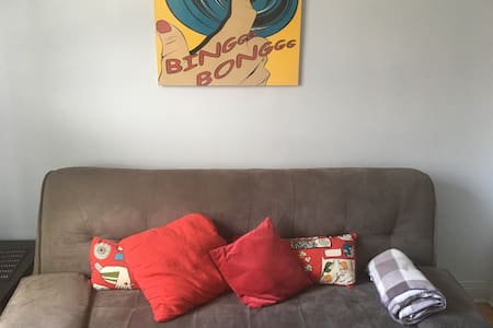 Affordable appartement in the hearth of Montreal - Montreal - Byt