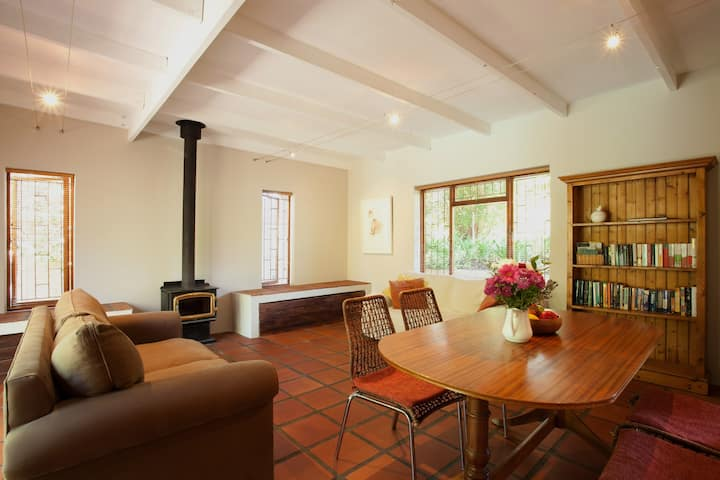 Wild Plum Cottage in Stellenbosch