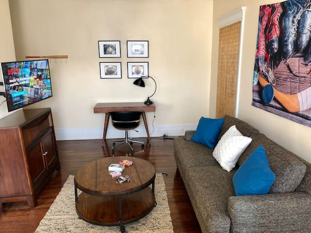 4 Beds. Steps from LCA + Theaters. ARCADE.NearCOBO