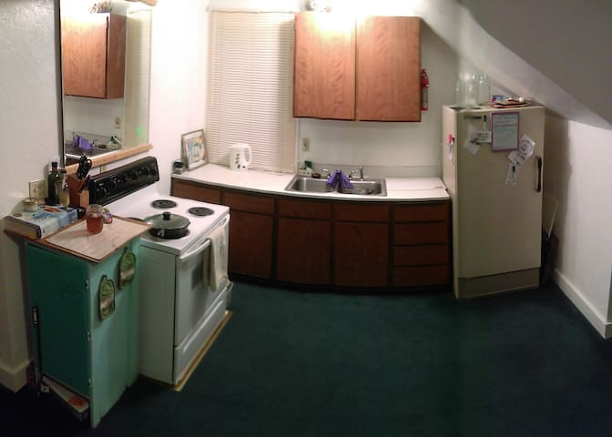 Downtown Eugene Charm & Convenience - Eugene - Appartement