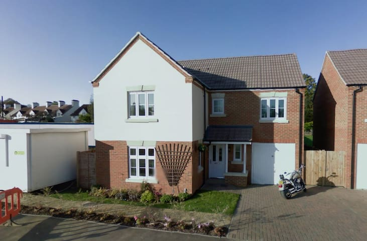 5 bedroom detached luxury house - Sheffield - Hus