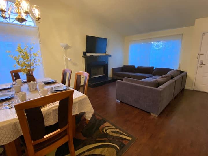 Comfy & Sweet 3-Bedroom House in Las Vegas