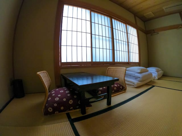 【Gion Area 】Private Room for up to 4 people