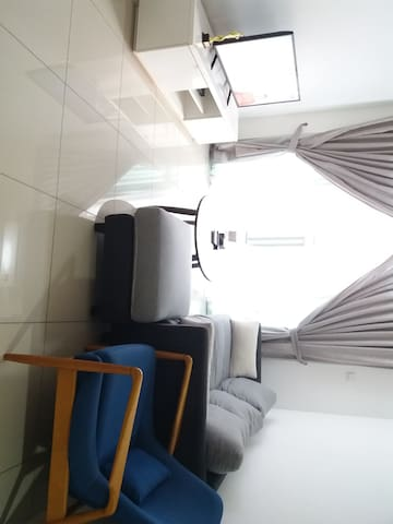 Idaman residence middle room to stay..
