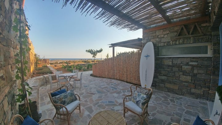 KYMA Apartments - Naxos Agios Prokopios 3