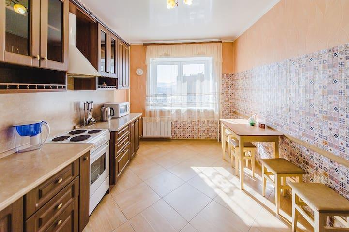 1-комнатная квартира № 46, ул. Красноармейская 54
