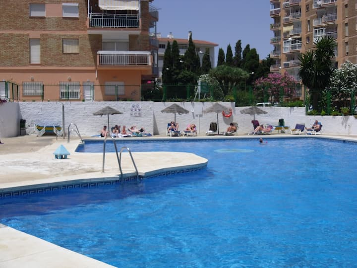 Studio apartment in Piscis, Benalmadena, Malaga