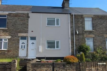 Welcoming 2 bed house, Durham - Ushaw Moor