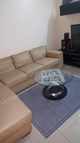 Appartement 15mn Aéroport international de Douala