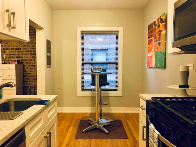 Stunning Apt very close to Boystown/WrigleyFlied