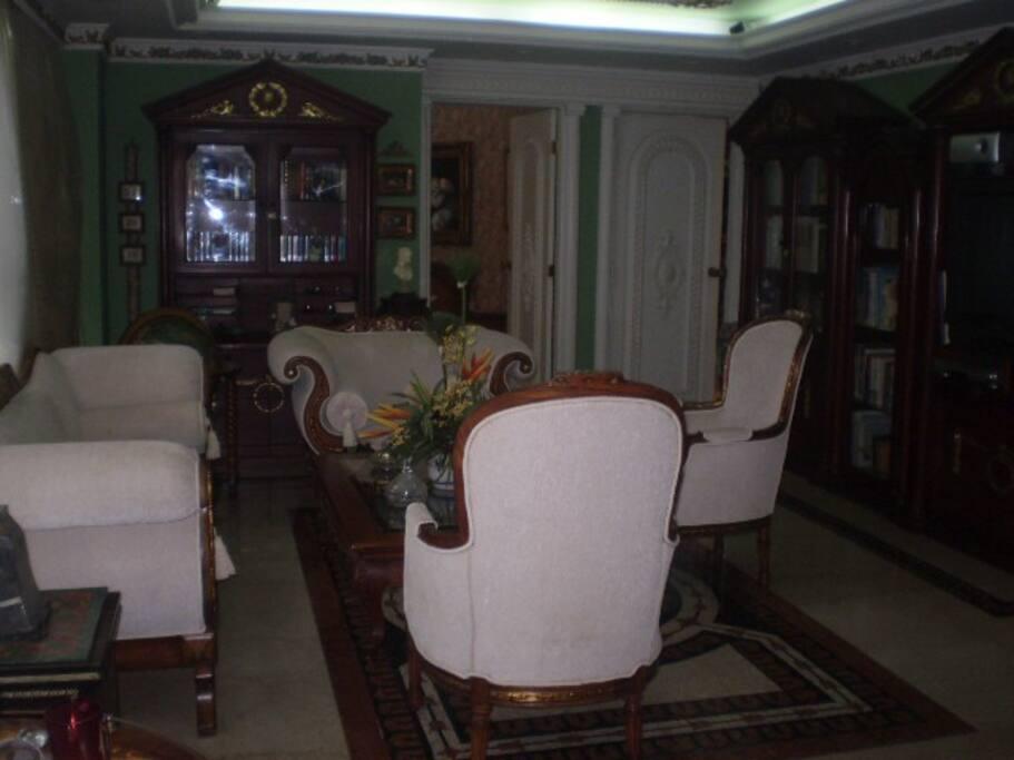 sala segundo piso
