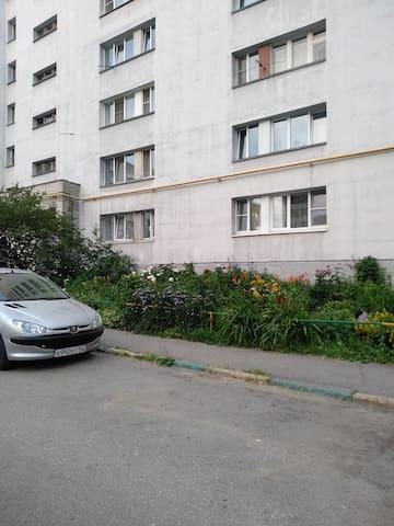 Квартира на 10 этаже в г.Нижний Новгород