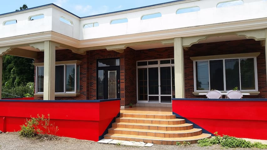 JJ House  오직 하루 한팀에게만 집전체를 빌려주는 프라이빗 렌탈하우스 입니다. - Seogwipo-si - Dom